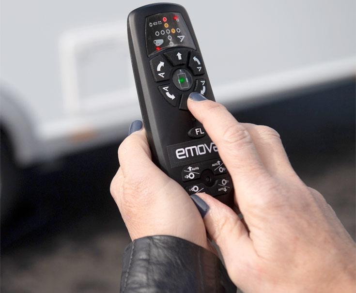 emove leveling remote